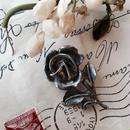 costume jewelry/brooch コスチュームジュエリー ブローチ    ■ta-934