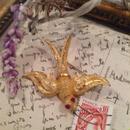 costume jewelry/brooch コスチュームジュエリー ブローチ    ■td-594