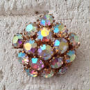 costume jewelry / brooch    ■ta-232
