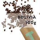 100g  ボリビア バイオアラビカ農協 中煎り