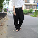 Y's for men wool tuck slacks