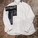 Children of the discordance     Bandana Anarchy Shirt    WHITE