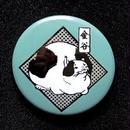 金谷ネコバッジ/湊鼠(みなとねずみ)