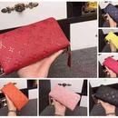 Louis Vuitton/ルイ・ヴィトン 大人気 高品質 本革 ファスナー長財布  男女兼用 7色 WPZ60017-2