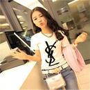 イヴ・サンローランYves Saint Laurent 新作 人気美品 柔らかい Tシャツ スウェット 3色 XLM53310