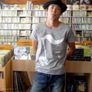 sp005tc - スカルオンプ TC Tシャツ -G-( ロックTシャツ ドクロ パンク 半袖 ROCK プリント )