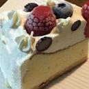 デコレーション・ベイクドチーズケーキ