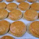 シナモン大豆粉バタークッキー