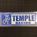 TEMPLE 定番ロゴステッカー ミディアム 25サイズ