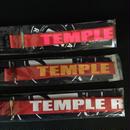TEMPLE オリジナルストラップ TEMPLERACING ver