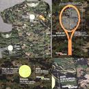 テニスユナイテッド迷彩柄Tシャツ