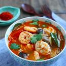 【11月4日(日)12時30分〜開催】Farrah's Thai Kitchenの本格タイ料理レッスン|トムヤムクンとソムタム(青パパイヤのサラダ)