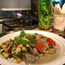 【10月7日(日)12時開催】Farrah's Thai Kitchenの本格タイ料理レッスン|グリーンカレーと豆のサラダ