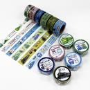 JR九州列車マスキングテープ 6種類セット 【TA011】【※発送は10月27日~】【特典あり】