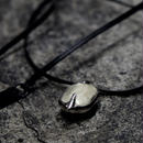 T.A.S X DEW PIG STONE NECKLACE