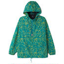 OBEY | CONCRETE ANORAK (BLUE GREEN)