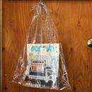 NEW JACK BOOGIE | Vinyl Azuma bag(BIG) Clear