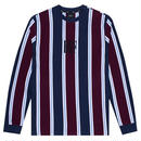 HUF /ADIOS L/S SHIRT (PORT ROYALE)