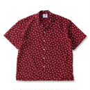 SON OF THE CHEESE | rain dot shirts(WINE)