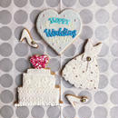 Wedding cookie