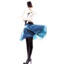 「ラメツィード・ブルゾン」ayumi.mitsukane , 2015AW(179E-J37740)