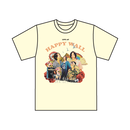 """HAPPY WALL"" TEE"