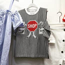ショップバックTシャツ☆Ladies