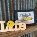 life smile wood