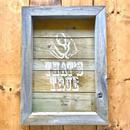 vintage wood board(that'strue) by seashoe inc