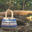 Round tote bag by kamie