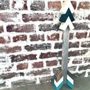 arrow objet by Sea shore