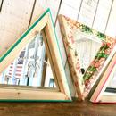 Triangle mirror (print)