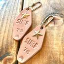 leather motel key(surf ☆) by  nico25