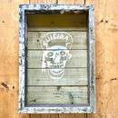 vintage wood board (suicidal)by sea shoe inc
