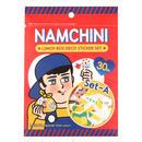 NAMCHINI - ランチボックスステッカーAセット