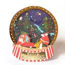 クリスマスカード(YX-21)