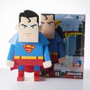 【ペーパートイ】DC Comics - SUPER MAN(11インチ)