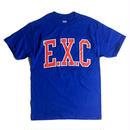 """ACADEMIC"" (BEEFY/ブルー) #EXC-7TS04"
