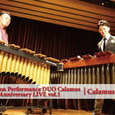 【カード販売】Percussion Performance DUO Calamus Anniversary LIVE vol.1
