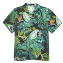 TOUCAN GRAM BUTTON UP