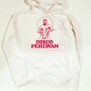 """[五木田智央]""""DISCO PEHLWAN"""" Parka (white)"""