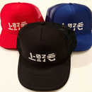 "[Otto Cap]""上野毛"" MESH CAP(black/red/royal-blue)"