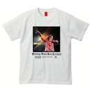 "[NINE RULAZ]NAKAMURA ""Strong Style Has Arrived"" tee-shirt(white)"