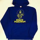 """[五木田智央]""""DISCO PEHLWAN"""" Parka (royal-blue)"""