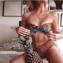 【即納】TB-032 Exotic High Waist Bikini