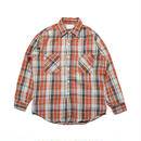 1970s Big Mac / Heavy Flannel Shirts(ビッグマック / ネルシャツ)ms-0007