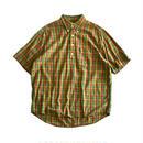 1990s GAP / Short Sleeve B/D Shirts(ギャップ / S/Sシャツ)ms-0008