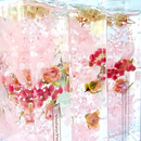 PINK rose 〜ハーバリウム〜ラグジュアリー