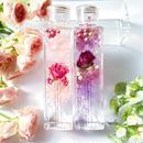 【2本セット】Rose collection ピンク&カシスフラワーハーバリウム