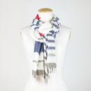 TIB_51 tamaki niime 玉木新雌 roots shawl/middle
